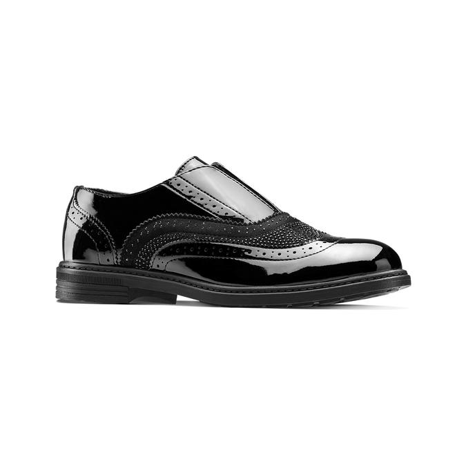 Childrens shoes mini-b, Noir, 321-6201 - 13