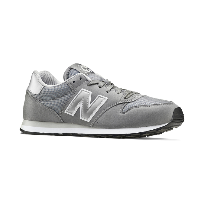 Childrens shoes new-balance, Gris, 809-2400 - 13