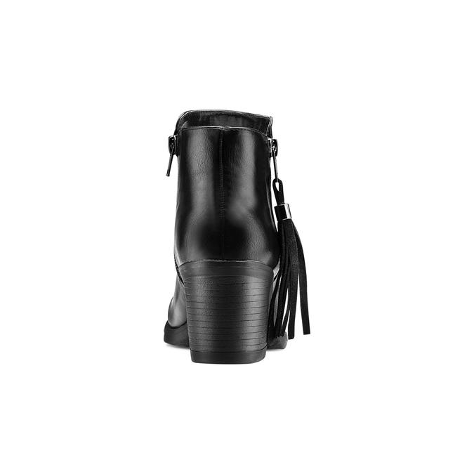 BATA Chaussures Femme bata, Noir, 691-6220 - 15