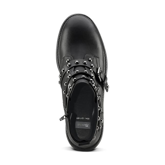 BATA Chaussures Femme bata, Noir, 591-6137 - 15