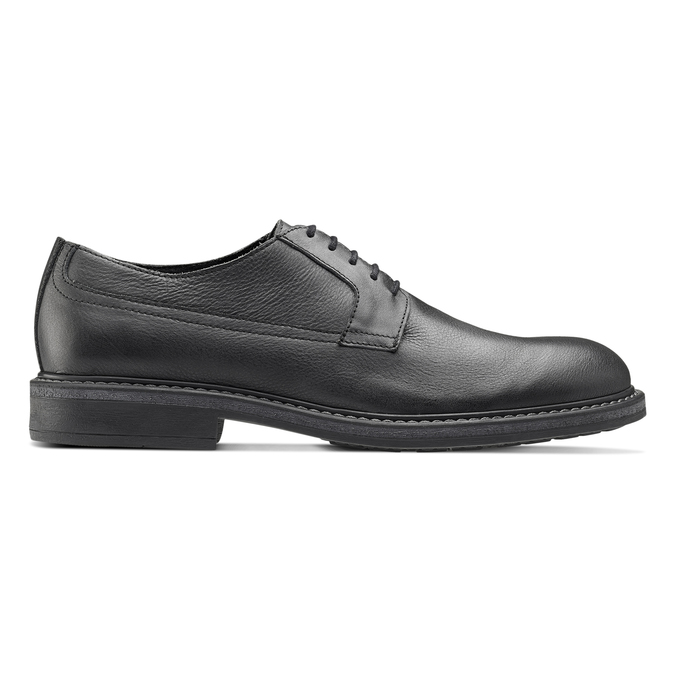 Men's shoes bata, Noir, 824-6159 - 26