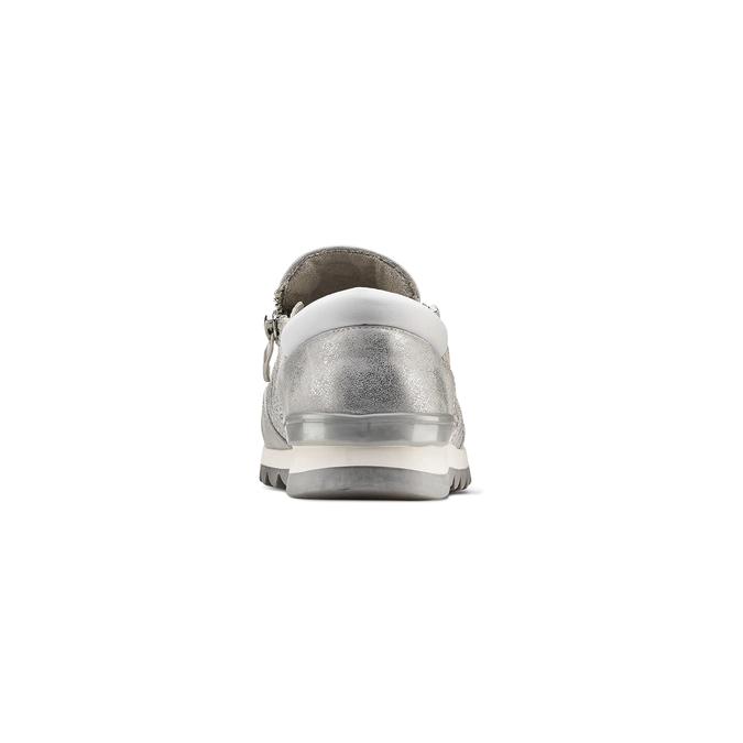 Childrens shoes mini-b, Blanc, 329-1298 - 16