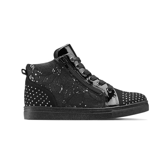 Childrens shoes mini-b, Noir, 329-6302 - 26