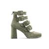 Women's shoes bata, Vert, 723-7984 - 26