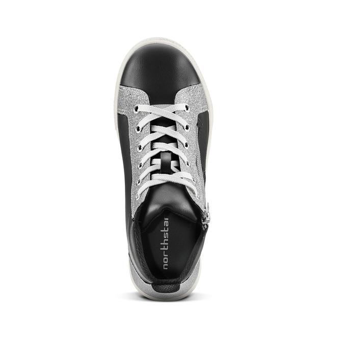 Childrens shoes north-star, Noir, 324-6278 - 15