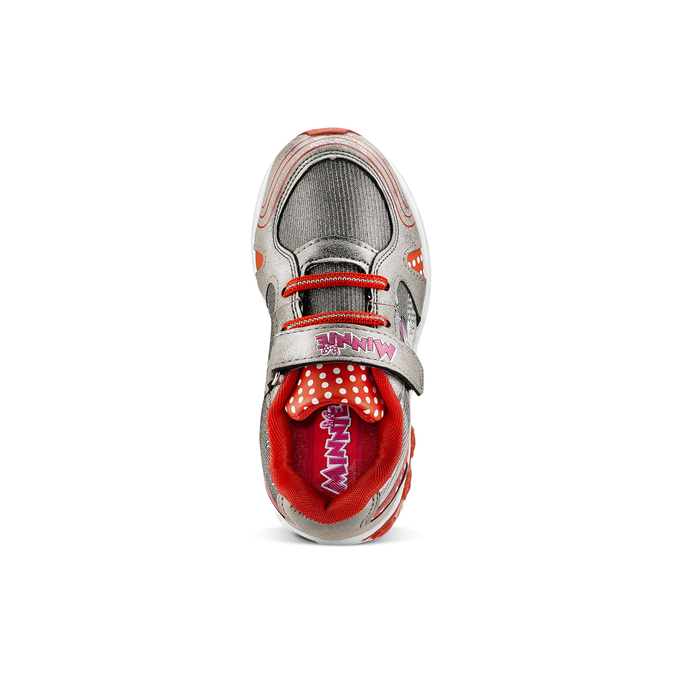 Childrens shoes minnie, Gris, 229-2209 - 15