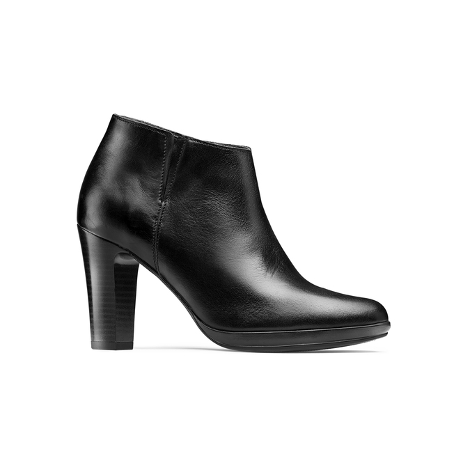 Women's shoes bata, Noir, 794-6671 - 13