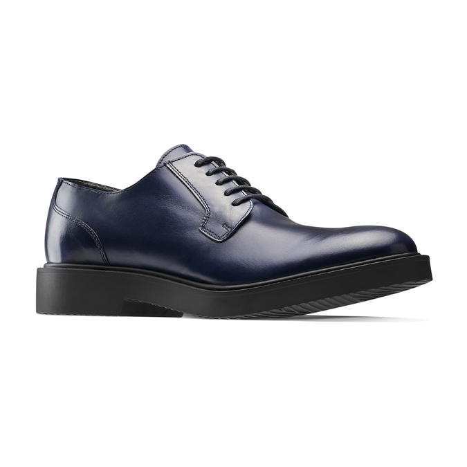 Men's shoes bata, Violet, 824-9157 - 13