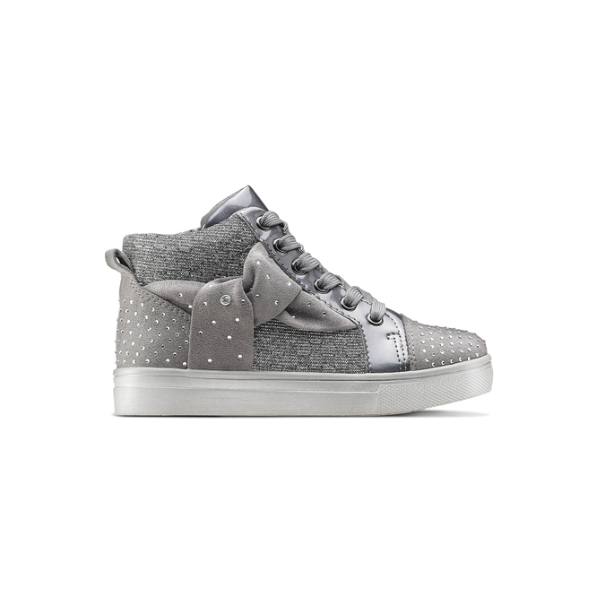 Childrens shoes mini-b, Gris, 229-2205 - 26
