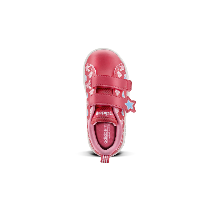Childrens shoes adidas, Rouge, 101-5533 - 15