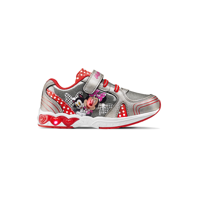 Childrens shoes minnie, Gris, 229-2209 - 26