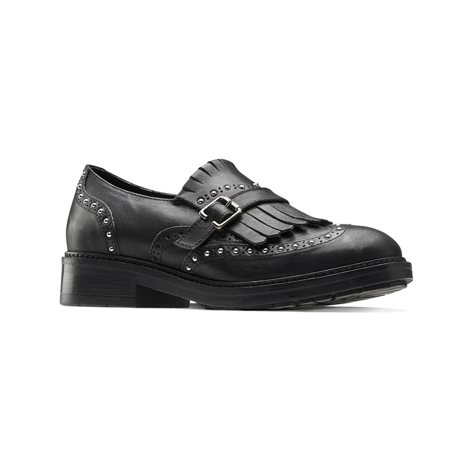 Women's shoes bata, Noir, 514-6394 - 13