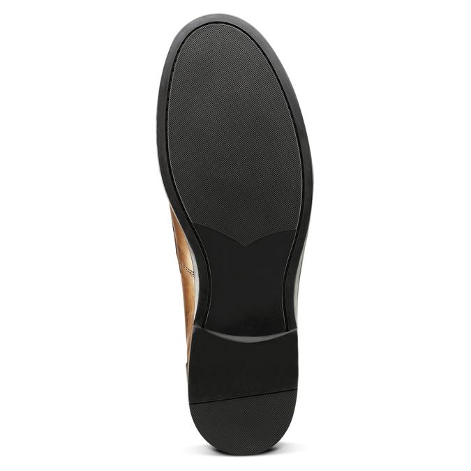 Men's shoes bata, Brun, 814-3175 - 19