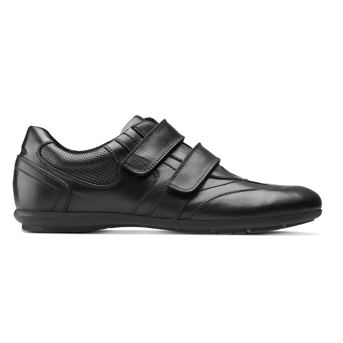 Men's shoes bata, Noir, 844-6729 - 26