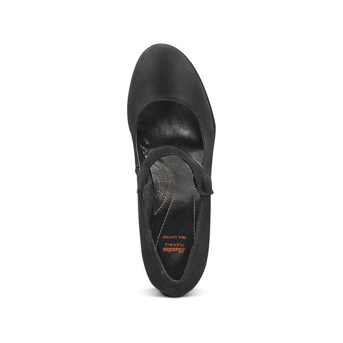 Chaussures Femme flexible, Noir, 623-6220 - 15