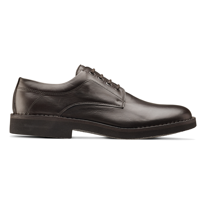 Men's shoes, Brun, 844-4725 - 26