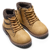 Childrens shoes mini-b, Jaune, 291-8168 - 15