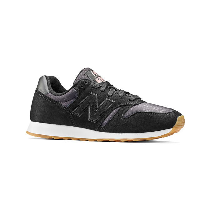 Childrens shoes new-balance, Noir, 509-6473 - 13