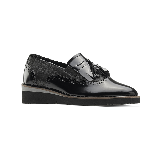 Women's shoes bata, Noir, 514-6417 - 13