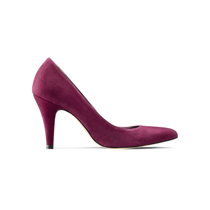 Women's shoes bata, Rouge, 723-5607 - 26