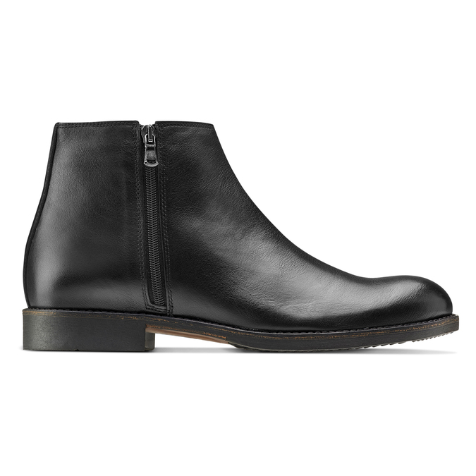 Men's shoes bata, Noir, 894-6737 - 26