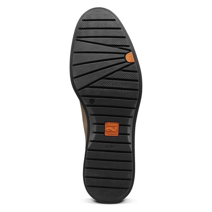 Men's shoes flexible, Brun, 894-3233 - 17