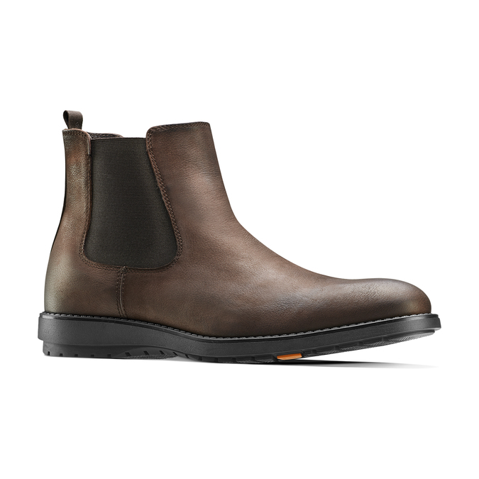Men's shoes flexible, Brun, 894-3233 - 13