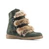 Women's shoes bata, Vert, 593-7442 - 13