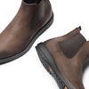 Men's shoes flexible, Brun, 894-3233 - 19