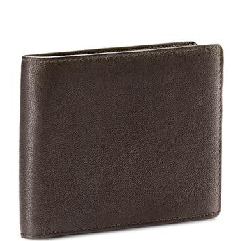 Portefeuille en cuir pour homme bata, Brun, 944-4124 - 13