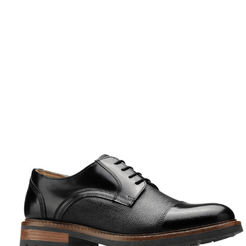 Men's shoes bata-the-shoemaker, Noir, 824-6187 - 13