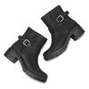 Women's shoes bata, Noir, 691-6451 - 26