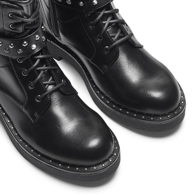 Women's shoes bata, Noir, 591-6141 - 15