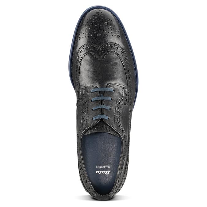 Men's shoes bata-light, Noir, 824-6285 - 15