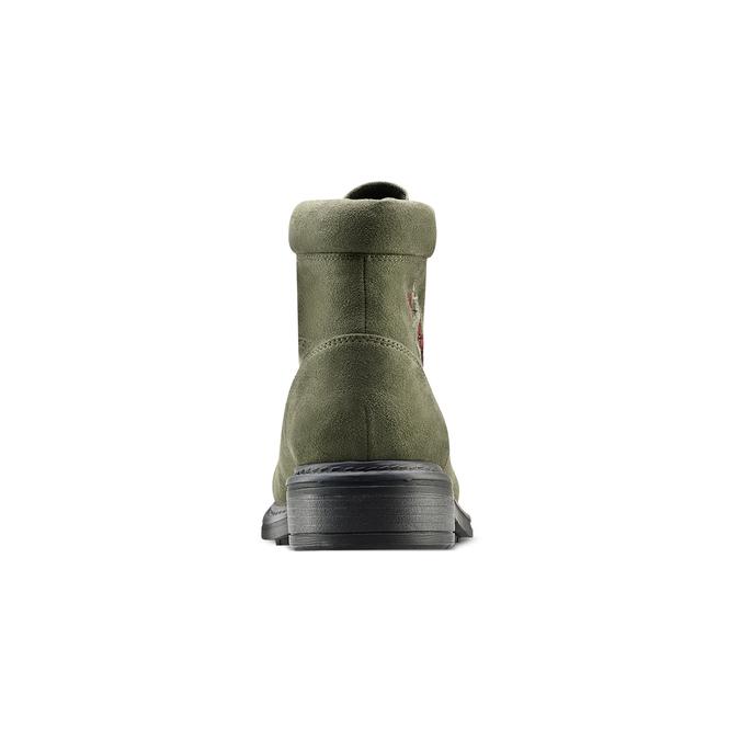 BATA Chaussures Femme bata, Vert, 599-7183 - 16