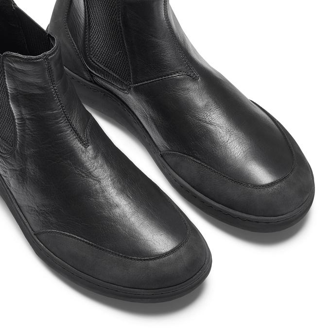 Men's shoes, Noir, 894-6712 - 15