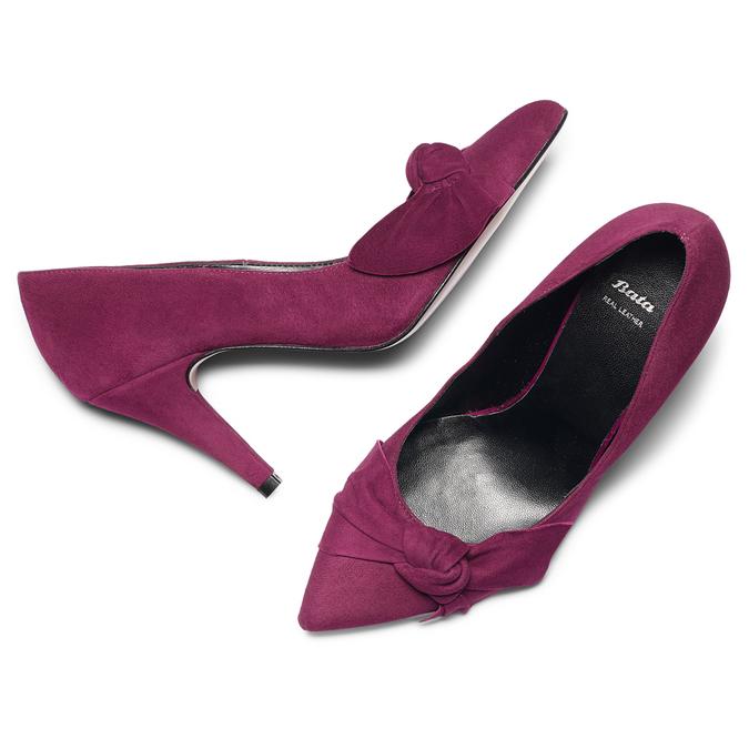 BATA Chaussures Femme bata, Violet, 723-5981 - 19