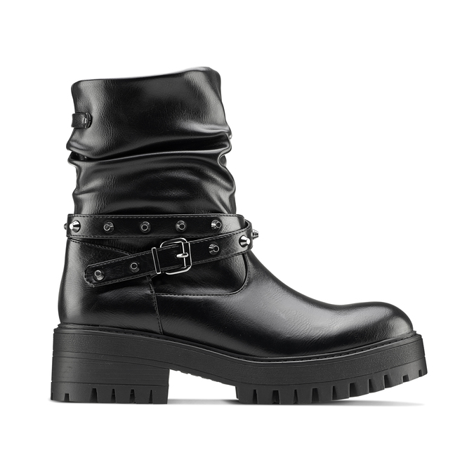 BATA Chaussures Femme bata, Noir, 691-6433 - 26