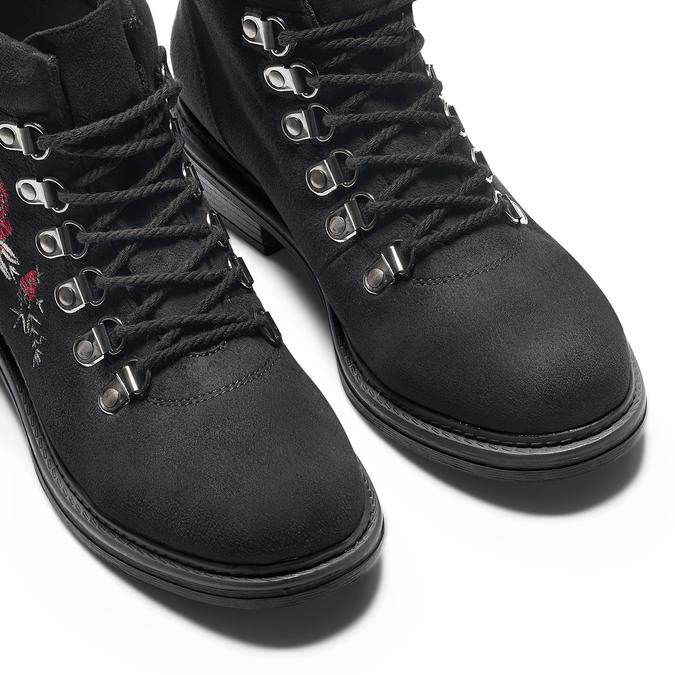 Women's shoes bata, Noir, 599-6183 - 15