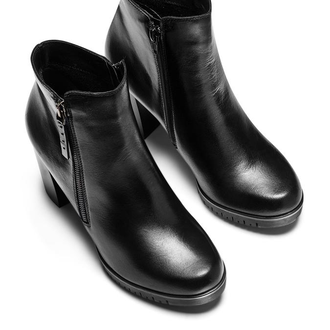 Women's shoes bata, Noir, 794-6676 - 17