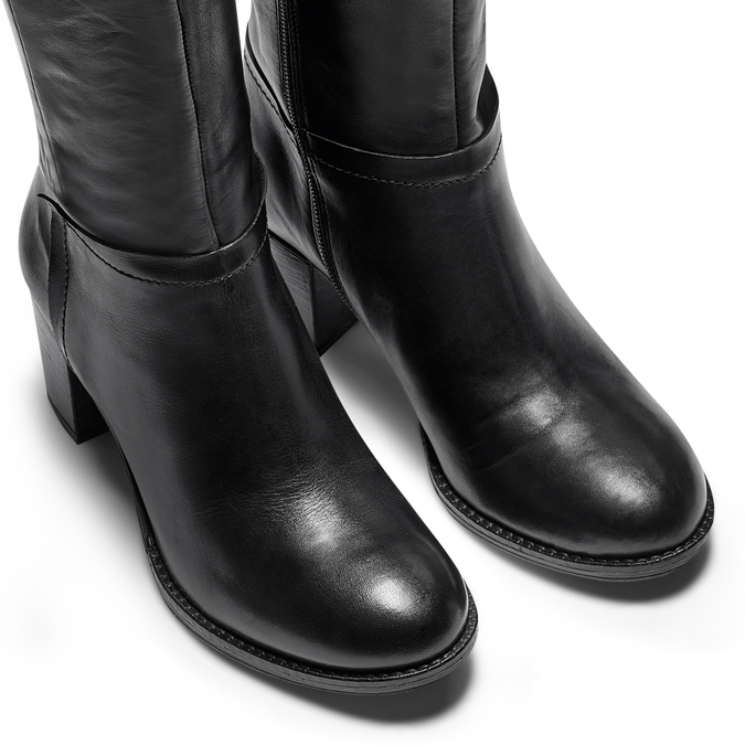BATA Chaussures Femme bata, Noir, 694-6361 - 15