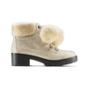 BATA Chaussures Femme bata, Jaune, 699-8119 - 26
