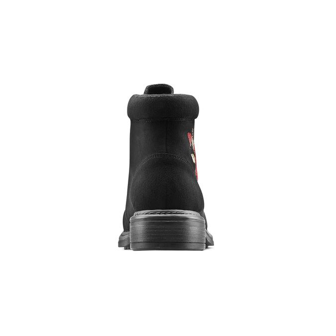 Women's shoes bata, Noir, 599-6183 - 16
