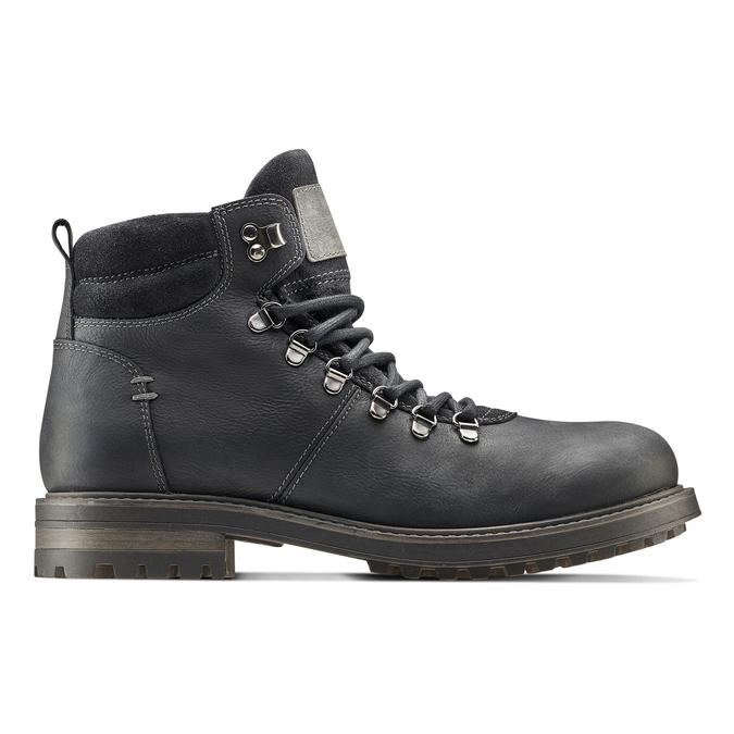 Men's shoes bata, Noir, 894-6136 - 26