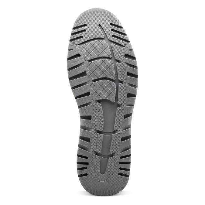 Men's shoes bata, Violet, 846-9105 - 17