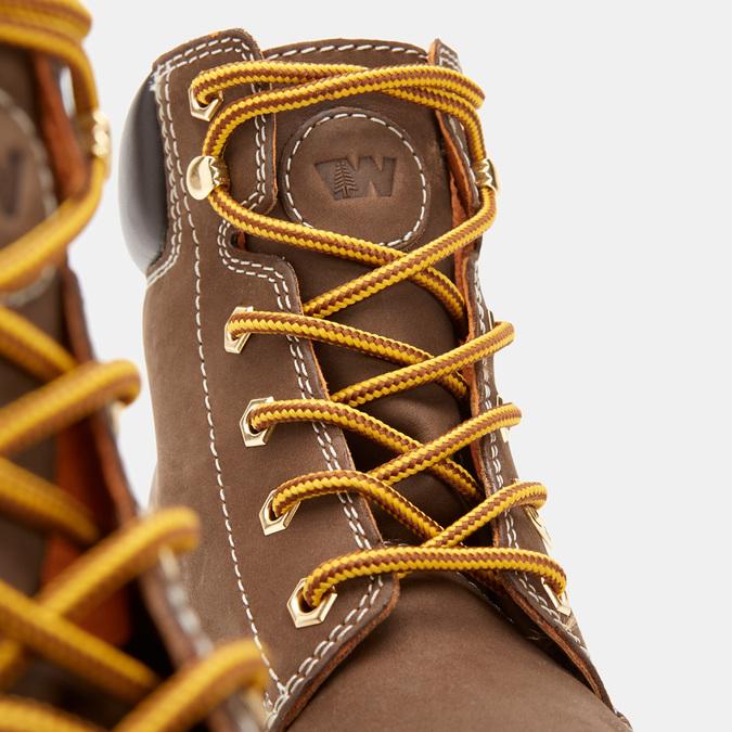 WEINBRENNER Chaussures Homme weinbrenner, Brun, 896-4160 - 15