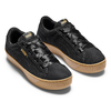 Childrens shoes puma, Noir, 503-6169 - 19