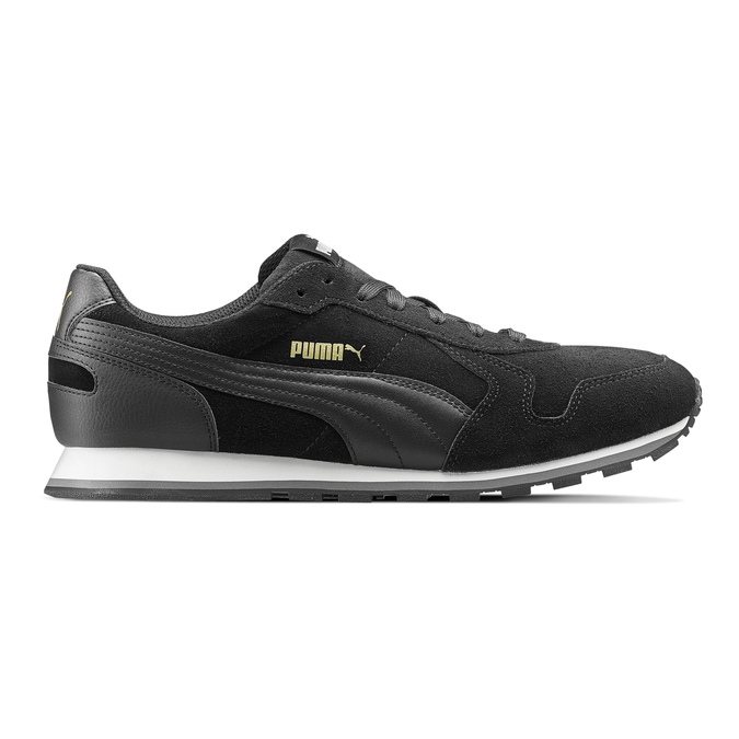 Childrens shoes puma, Noir, 803-6182 - 26