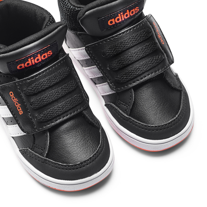 Childrens shoes adidas, Noir, 101-6292 - 19