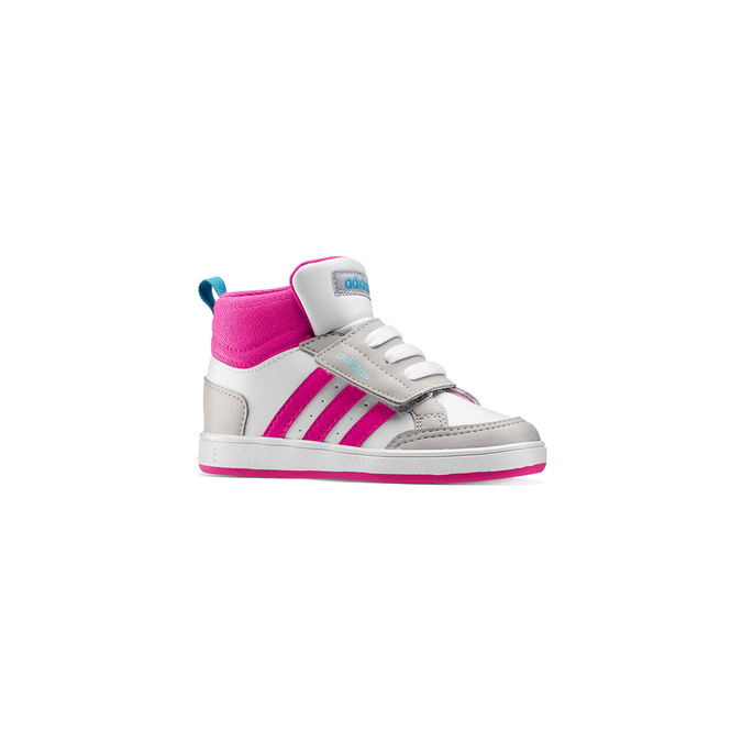 Childrens shoes adidas, Blanc, 101-1292 - 13